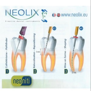 FILE DẺO NEOLIX -MADE IN FANCE